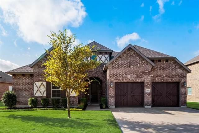 4010 Arbor Grove Trail, Midlothian, TX 76065 (MLS #14696795) :: RE/MAX Landmark