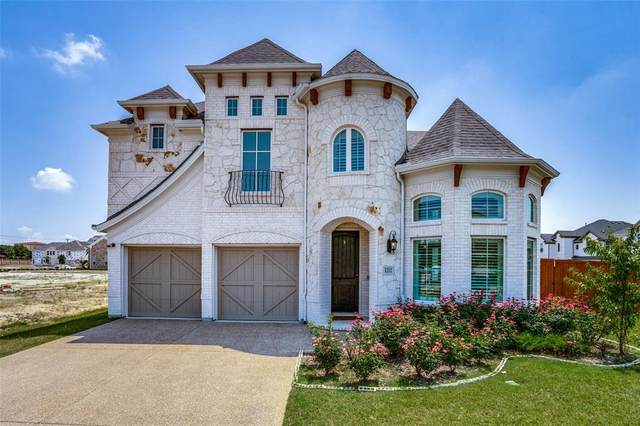 1212 Park Vista Road, Plano, TX 75094 (MLS #14696796) :: Wood Real Estate Group