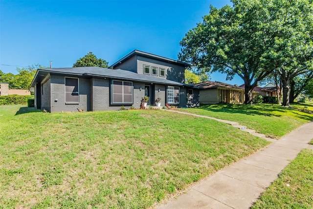 2541 Club Manor Drive, Dallas, TX 75237 (MLS #14696798) :: RE/MAX Landmark