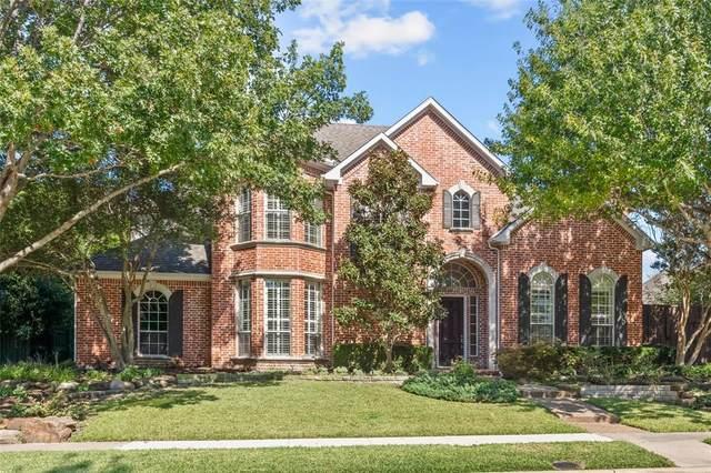 4549 Glenville Drive, Plano, TX 75093 (MLS #14696807) :: United Real Estate