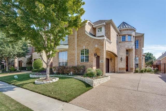 4816 Lofty Lane, Plano, TX 75093 (MLS #14696808) :: Wood Real Estate Group