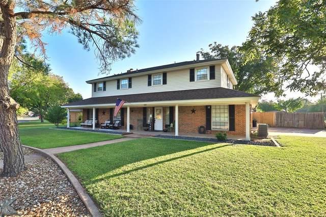 3133 Ventura Drive, Abilene, TX 79605 (MLS #14696821) :: Jones-Papadopoulos & Co