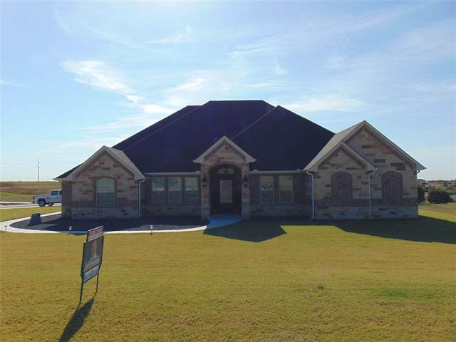 1001 High Point Street, Weatherford, TX 76087 (MLS #14696824) :: RE/MAX Landmark