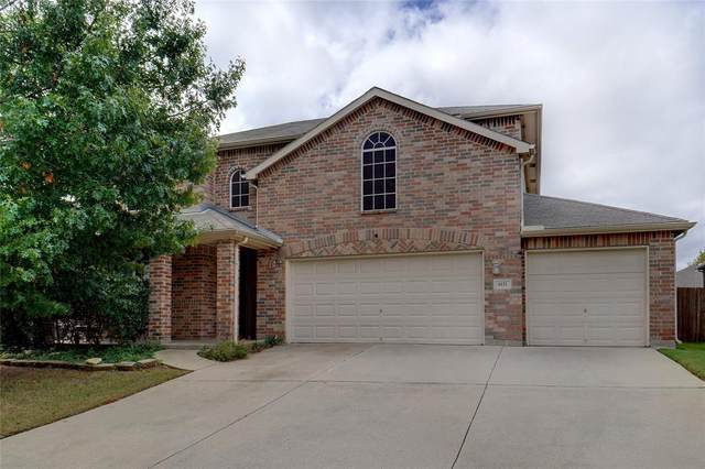 6133 Perch Drive, Fort Worth, TX 76179 (MLS #14696849) :: Rafter H Realty