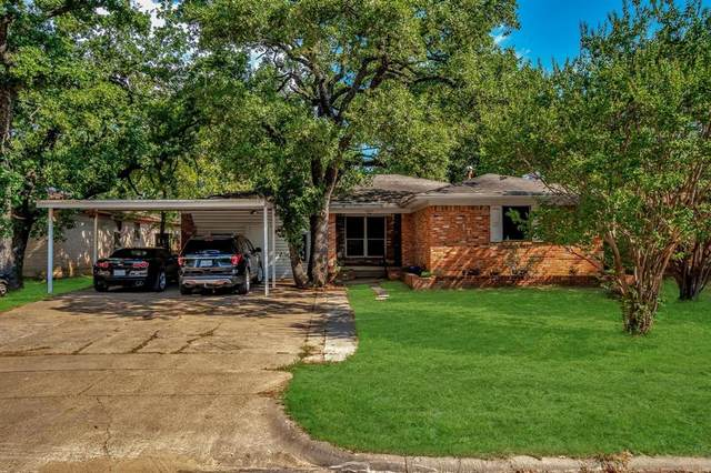 10435 Springhaven Drive, Dallas, TX 75217 (MLS #14696850) :: Russell Realty Group