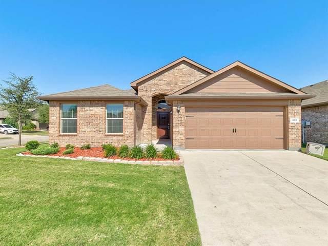 600 Cameron Way, Azle, TX 76020 (MLS #14696860) :: Rafter H Realty