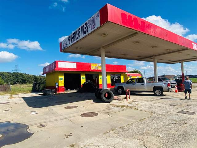 1211 S Parkway Drive, Alvarado, TX 76009 (MLS #14696887) :: Wood Real Estate Group