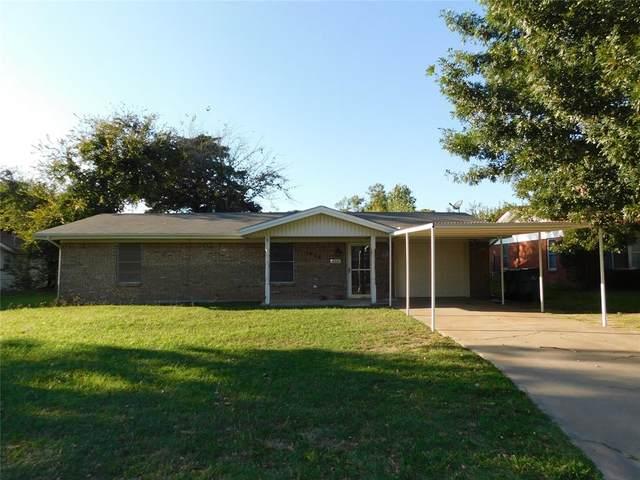1406 Nugent Street, Bowie, TX 76230 (MLS #14696914) :: RE/MAX Pinnacle Group REALTORS