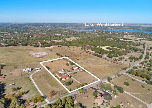 2719 White Settlement Road, Weatherford, TX 76087 (MLS #14696916) :: Russell Realty Group