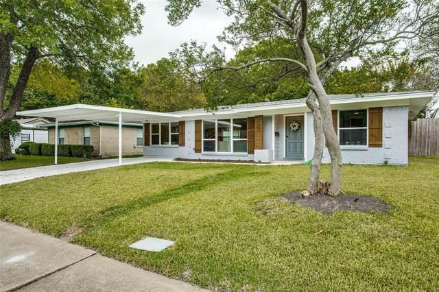 2633 Materhorn Drive, Dallas, TX 75228 (MLS #14696935) :: 1st Choice Realty