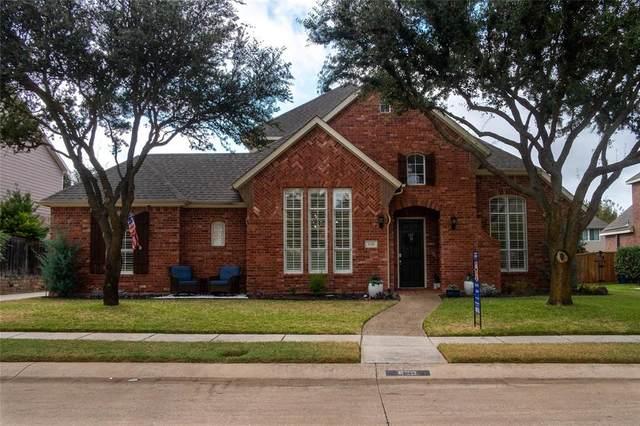 920 Willowmist Drive, Prosper, TX 75078 (MLS #14696939) :: Real Estate By Design