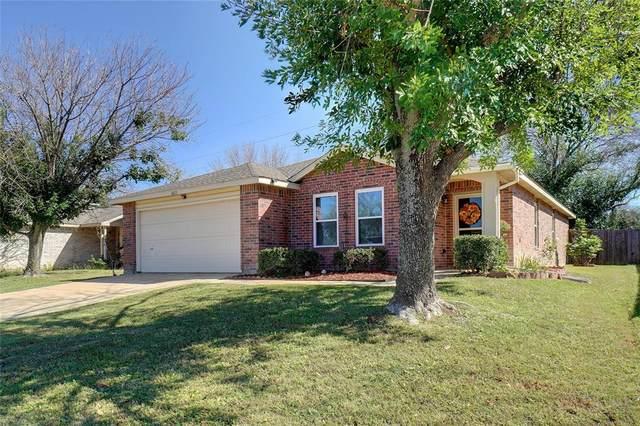 8613 Swan Park Drive, Denton, TX 76210 (MLS #14696952) :: Rafter H Realty