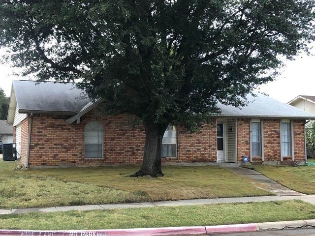 4801 Arbor Glen Road, The Colony, TX 75056 (MLS #14696983) :: The Barrientos Group