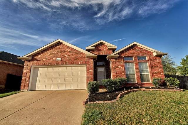 9600 Minton Drive, Fort Worth, TX 76108 (MLS #14696985) :: The Barrientos Group
