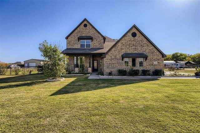 2541 County Road 643, Nevada, TX 75173 (MLS #14697046) :: Wood Real Estate Group