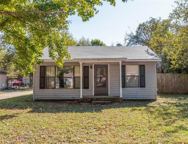 3812 Selma Street, Haltom City, TX 76111 (MLS #14697063) :: The Hornburg Real Estate Group
