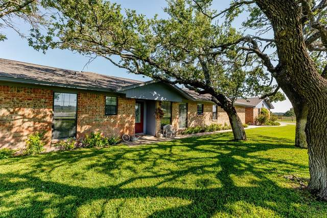 1112 County Road 513, Stephenville, TX 76401 (MLS #14697104) :: 1st Choice Realty