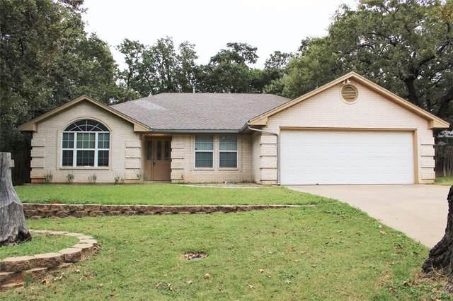 137 Byron Street, Stephenville, TX 76401 (MLS #14697107) :: 1st Choice Realty