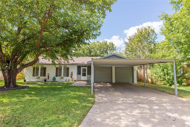 2110 Meadowbrook Drive, Abilene, TX 79603 (MLS #14697121) :: Jones-Papadopoulos & Co