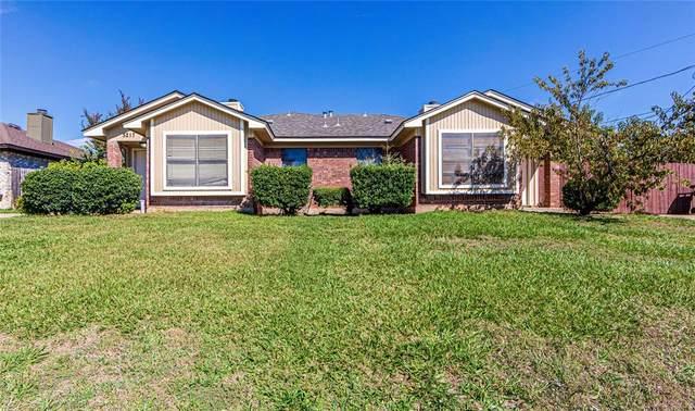 5217 Yucca Drive, Arlington, TX 76017 (MLS #14697123) :: Wood Real Estate Group
