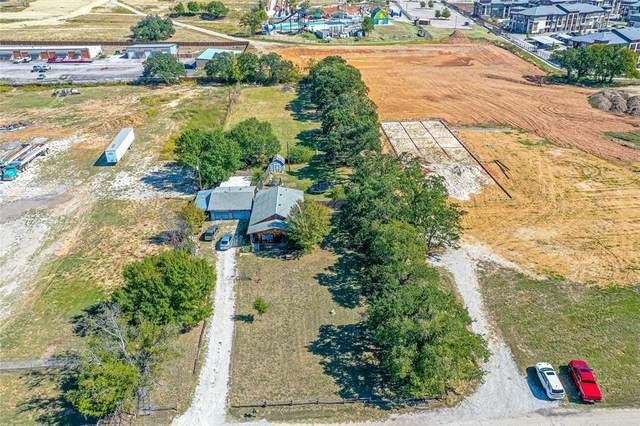 243 Hancock, Weatherford, TX 76087 (MLS #14697147) :: Real Estate By Design