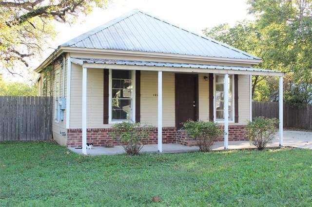 1021 N Clinton Street, Stephenville, TX 76401 (MLS #14697190) :: 1st Choice Realty