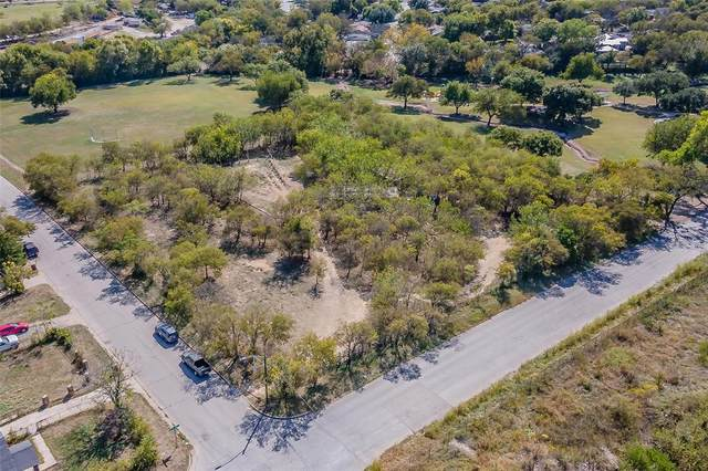 2300 Mc Candless Street, Fort Worth, TX 76106 (MLS #14697191) :: Wood Real Estate Group