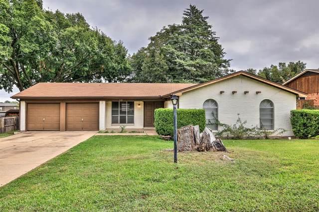 216 Lochness Lane, Benbrook, TX 76126 (MLS #14697196) :: Frankie Arthur Real Estate
