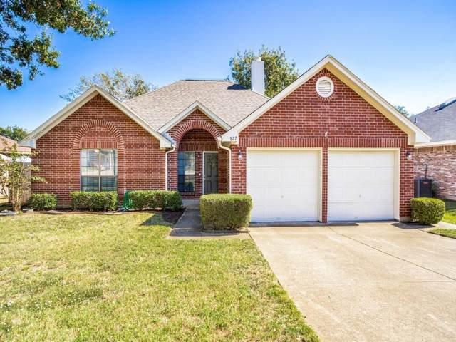 827 Mayfield Drive, Cedar Hill, TX 75104 (MLS #14697201) :: 1st Choice Realty