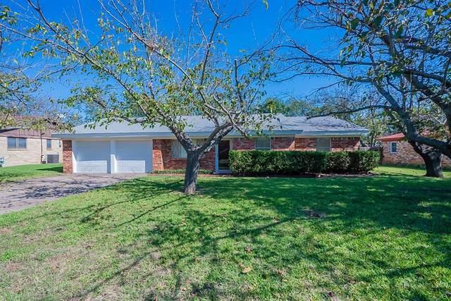 1309 John Reagan Street, Benbrook, TX 76126 (MLS #14697204) :: ACR- ANN CARR REALTORS®