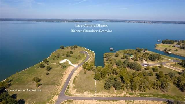 17 Admiral Shores #17, Streetman, TX 75840 (MLS #14697236) :: Team Hodnett