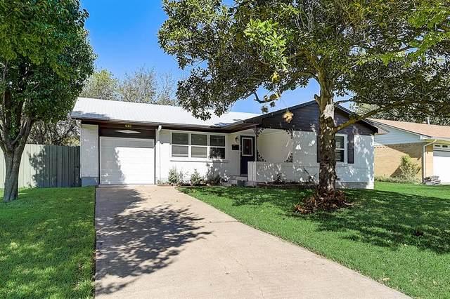 440 Jolee Street, Richardson, TX 75080 (MLS #14697242) :: Wood Real Estate Group