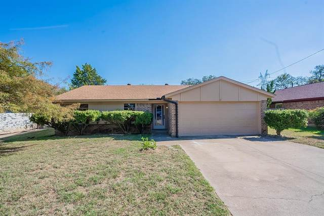 621 Owens Drive, Crowley, TX 76036 (MLS #14697276) :: Wood Real Estate Group