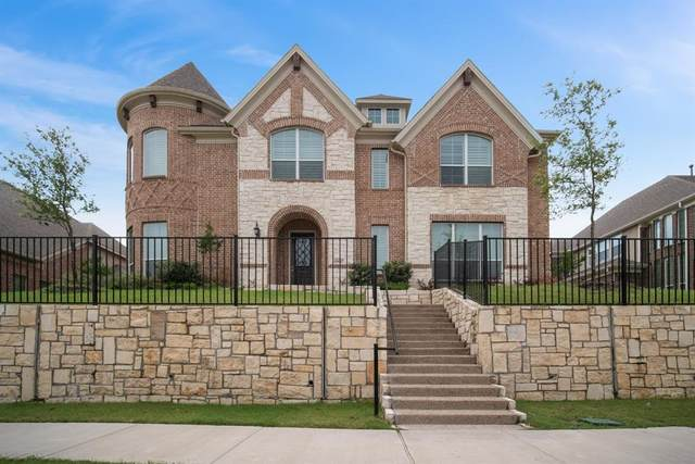 10617 Bartlett Drive, Frisco, TX 75035 (MLS #14697290) :: Russell Realty Group