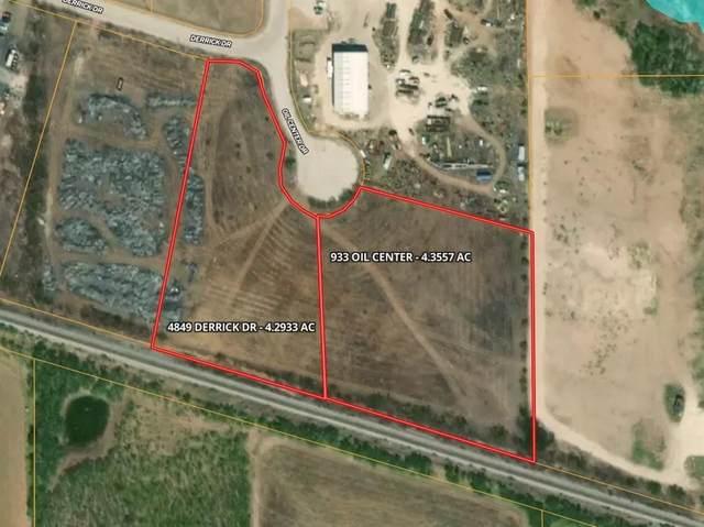 933 Oil Center Drive, Abilene, TX 79601 (MLS #14697298) :: Team Hodnett
