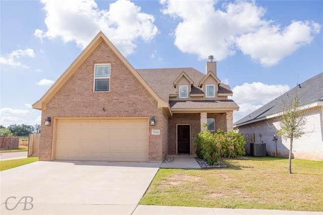 7634 Florence Drive, Abilene, TX 79606 (MLS #14697316) :: Team Hodnett