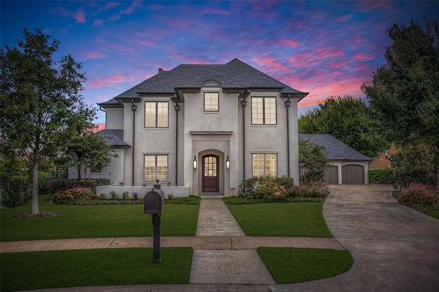 5104 Peach Willow Lane, Fort Worth, TX 76109 (MLS #14697333) :: 1st Choice Realty