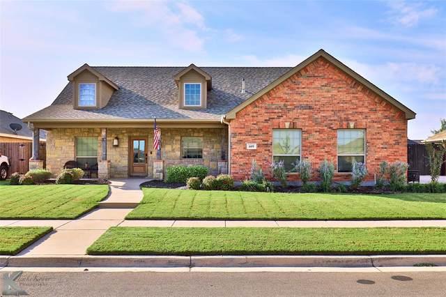 609 Marlin Drive, Abilene, TX 79602 (MLS #14697371) :: Front Real Estate Co.