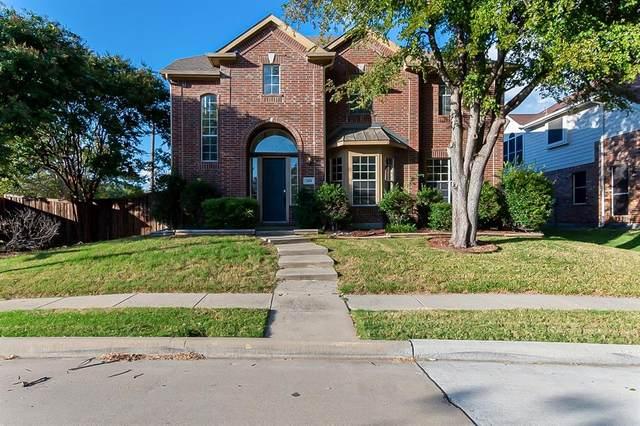 2058 Wimbledon Drive, Allen, TX 75013 (MLS #14697467) :: Wood Real Estate Group