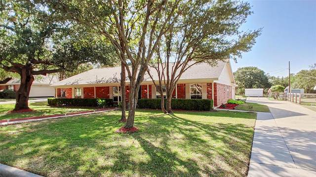 105 Oak Valley Drive, Colleyville, TX 76034 (MLS #14697477) :: The Mitchell Group
