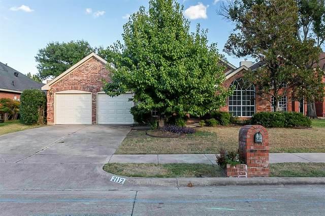 2112 Nottingham Street, Flower Mound, TX 75028 (MLS #14697531) :: ACR- ANN CARR REALTORS®