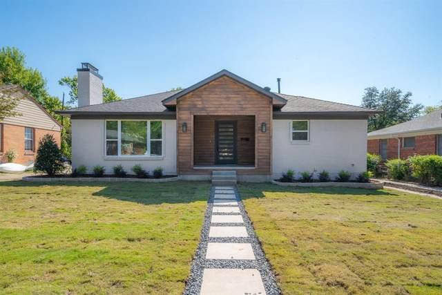 3714 Seguin Drive, Dallas, TX 75220 (MLS #14697570) :: Frankie Arthur Real Estate