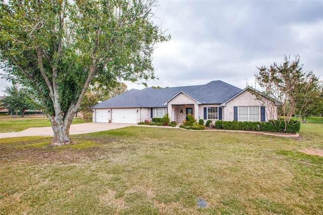 2300 Plymouth Colony Drive, Prosper, TX 75078 (MLS #14697599) :: Real Estate By Design