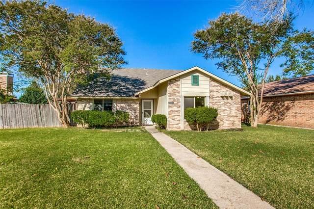 3133 Noble Lane, Garland, TX 75044 (MLS #14697602) :: Front Real Estate Co.