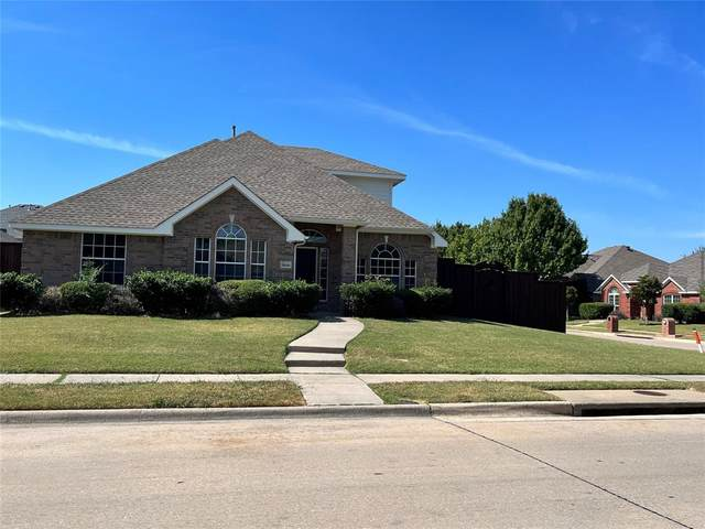 3500 Woodson Drive, Mckinney, TX 75070 (MLS #14697611) :: Russell Realty Group