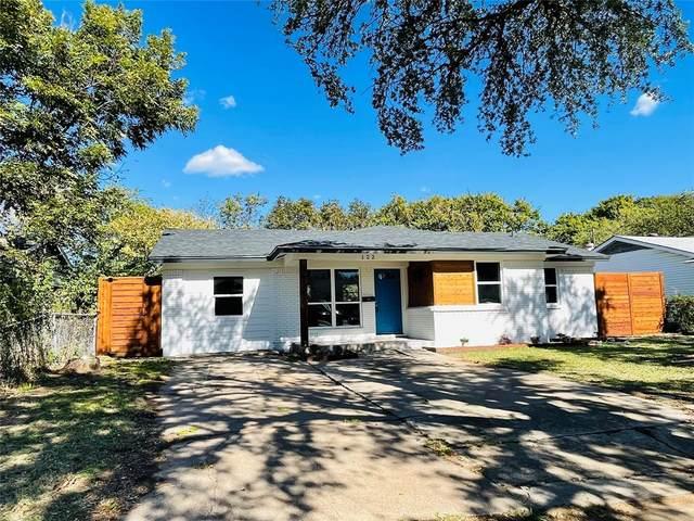 122 W Cober Drive, Grand Prairie, TX 75051 (MLS #14697661) :: Hargrove Realty Group