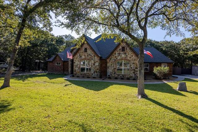 140 Macanudo Lane, Weatherford, TX 76085 (MLS #14697691) :: Rafter H Realty
