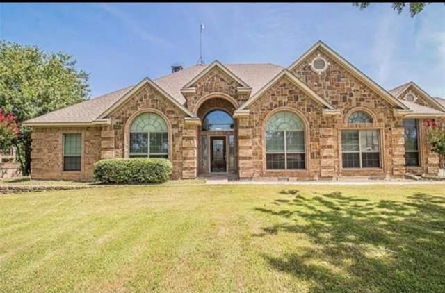 124 N Star Crossing Lane, Weatherford, TX 76088 (MLS #14697723) :: Rafter H Realty
