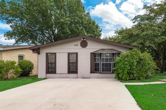 122 N Redford Lane, White Settlement, TX 76108 (MLS #14697735) :: Jones-Papadopoulos & Co