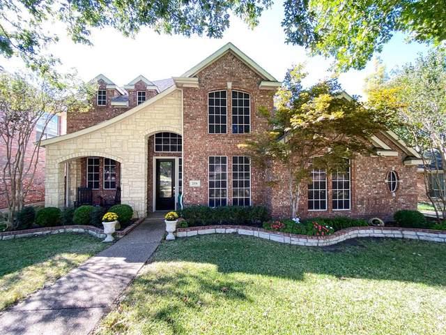 2331 Water Way, Rockwall, TX 75087 (MLS #14697752) :: Real Estate By Design